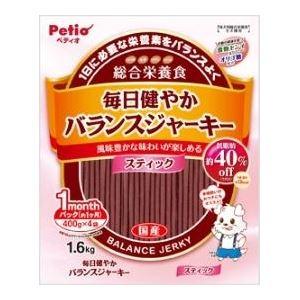 (まとめ)ヤマヒサ 毎日健やかバランスJスティック 1.6kg 【犬用・フード】【ペット用品】【×8セット】 - 拡大画像
