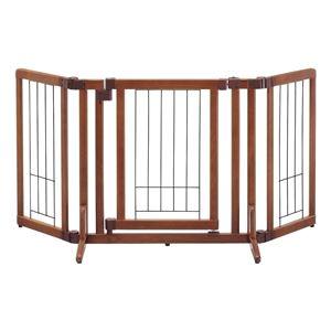 リッチェル 木製おくだけドア付ゲート S 【ペット用品】 - 拡大画像