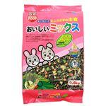 マルカン ミニうさぎの主食おいしいミックス 2.6kg MR-353【ペット用品】