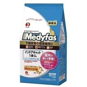 (まとめ)ペットライン メディファス インドア 成猫 560g【猫用・フード】【ペット用品】【×10セット】 - 拡大画像