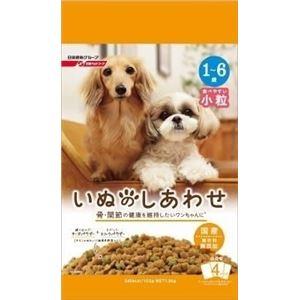 (まとめ)日清ペットフード いぬのしあわせ 小型成犬用 1.3Kg 【犬用・フード】【ペット用品】【×6セット】 - 拡大画像