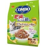 (まとめ)日本ペットフード コンボ キャット 肥満が気になる猫用700g【猫用・フード】【ペット用品】【×12セット】