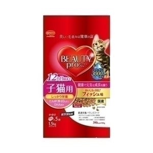 日本ペットフード ビーティープロ 子猫用 1.5Kg 【猫用・フード】【ペット用品】 - 拡大画像