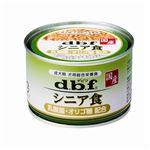 (まとめ)デビフ シニア食 乳酸菌・オリゴ糖配合 150g 【犬用・フード】【ペット用品】【×24セット】