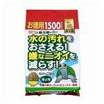 イトスイ カメのごはん納豆菌お徳用1500g【ペット用品】