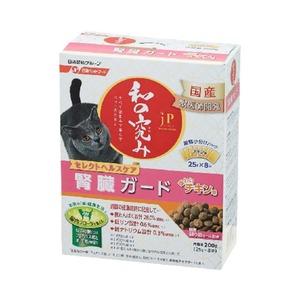 (まとめ)日清ペットフード JP-CAT SHケア腎臓チキン200g (猫用・フード)【ペット用品】【×12 セット】 - 拡大画像