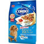 (まとめ)コンボ ドッグ 角切りビーフ・野菜ブレンド 920g【×12セット】【ペット用品・犬用フード】