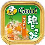 (まとめ)ビタワン グー 鶏ささみ かぼちゃ 100g【×96セット】【ペット用品・犬用フード】