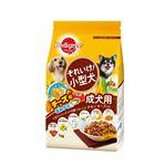(まとめ)ペディグリー それいけ!小型犬 チキン チーズ入り 1kg【×12セット】【ペット用品・犬用フード】