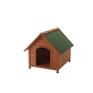 木製犬舎 830【ペット用品】 - 拡大画像