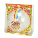 (まとめ)WILD ランナーボール 18 【×6セット】【ペット用品】