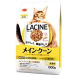 (まとめ)ラシーネ メイン・クーン 600g【×10セット】【猫用フード/ペット用品】