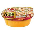 (まとめ)Lカップ ささみと3つの野菜 ビーフ入り280g (ペット用品・犬フード)【×24セット】