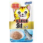 (まとめ)プレミアム ねこまんま鮭入り 40g (ペット用品・猫フード)【×24セット】