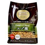 (まとめ)JAPAN PREMIUM バランスミール エゾ鹿 600g(ペット用品・犬フード)【×12セット】
