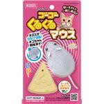 (まとめ)ゴーゴーくるくるマウス【×2セット】(猫用おもちゃ)