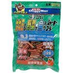 (まとめ)ドギーマンヘルシーエクセル ササミ&野菜+魚入ジャーキーフード 400g【×12セット】
