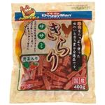 (まとめ)ドギーマンきらりササミ 野菜入 400g【×12セット】