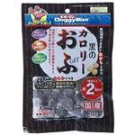(まとめ)ドギーマン黒のカロリーおふ 30g【×12セット】