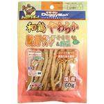 (まとめ)ドギーマン和鶏やわらか軟骨サンド ささみ&野菜 60g【×12セット】