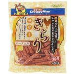 (まとめ)ドギーマンきらり ササミ チーズ入 400g【×12セット】