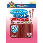 (まとめ)ドギーマンヘルシーソフトビーフジャーキー 420g【×24セット】