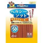 (まとめ)ドギーマンヘルシーソフトササミジャーキー 420g【×24セット】