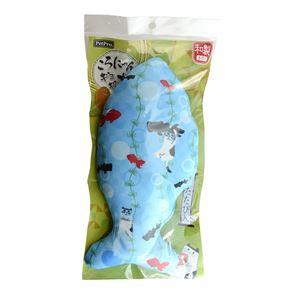 (まとめ)ペットプロ ころにゃんギョギョ枕 金魚【×10セット】 - 拡大画像