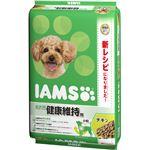IAMS(アイムス) 成犬用 健康維持用 チキン 小粒 12kg (ペット用品・犬用フード)