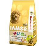 (まとめ) IAMS(アイムス) 12か月までの子いぬ用 チキン 小粒 2.6kg 【×2セット】 (ペット用品・犬用フード)