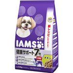 (まとめ) IAMS(アイムス) 7歳以上用 健康サポート チキン 中粒 2.6kg 【×2セット】 (ペット用品・犬用フード)