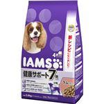 (まとめ) IAMS(アイムス) 7歳以上用 健康サポート ラム&ライス 小粒 2.6kg 【×2セット】 (ペット用品・犬用フード)