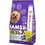 (まとめ) IAMS(アイムス) 7歳以上用 小型犬用 チキン 小粒 2.3kg 【×2セット】 (ペット用品・犬用フード)