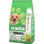 (まとめ) IAMS(アイムス) 成犬用 健康維持用 チキン 小粒 1.2kg 【×3セット】 (ペット用品・犬用フード)