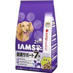 (まとめ) IAMS(アイムス) 7歳以上用 健康サポート チキン 小粒 1.2kg 【×3セット】 (ペット用品・犬用フード)