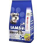 (まとめ) IAMS(アイムス) 11歳以上用 毎日の健康ケア チキン 小粒 1.2kg 【×3セット】 (ペット用品・犬用フード)