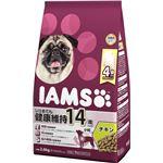 (まとめ) IAMS(アイムス) 14歳以上用 いつまでも健康維持 チキン 小粒 2.6kg 【×2セット】 (ペット用品・犬用フード)