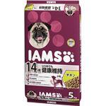 IAMS(アイムス) 14歳以上用 いつまでも健康維持 チキン 小粒 5kg (ペット用品・犬用フード)