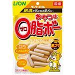 (まとめ) ワンツースリム おやつは0脂ボー 黒ゴマ入 80g 【×12セット】 (ペット用品・犬用フード)