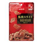 (まとめ) デビフ 馬肉スライス 40g 【×6セット】 (ペット用品・犬用フード)