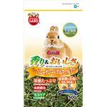 (まとめ)うさぎ元気 バニーグレードアルファルファ 500g(ペット用品)【×6セット】