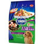 (まとめ)コンボ ドッグ 低脂肪 11歳以上 角切りささみ・野菜ブレンド 820g(ペット用品・犬用フード)【×5セット】