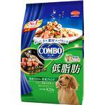 (まとめ)コンボ ドッグ 低脂肪 角切りささみ・野菜ブレンド 820g(ペット用品・犬用フード)【×5セット】