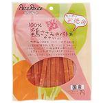 (まとめ)素材メモ 鶏ささみのバトネ お徳用 70g(ペット用品・犬用フード)【×10セット】