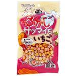 (まとめ)ふかしサツマイモ いちご入り 80g(ペット用品・犬用フード)【×20セット】