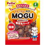 (まとめ)チキンガムMOGU 砂肝ハード 150g(ペット用品・犬用フード)【×5セット】