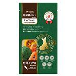 (まとめ)国産 いぬぴゅーれ 健康維持ケア 野菜ミックス 4本(ペット用品・犬用フード)【×12セット】