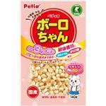 (まとめ)体にうれしいボーロちゃん 140g(ペット用品・犬用フード)【×10セット】