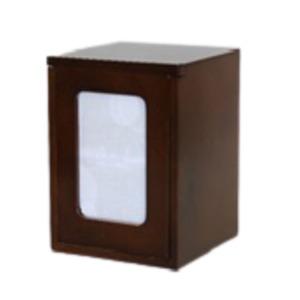 オモイデノアカシ メモリアルBOX ブラウン BR(ペット用品・仏具) - 拡大画像