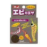 (まとめ) コメット エビのエサ 15g (ペット用品) 【×20セット】